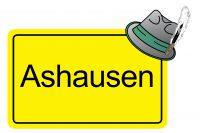 Ortsschild_Ashausen Schützenverein