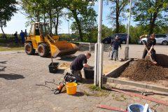 Arbeitseinsatz / Projekt Blühwiese 2019