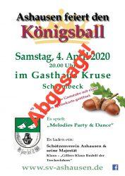 Königsball Ashausen