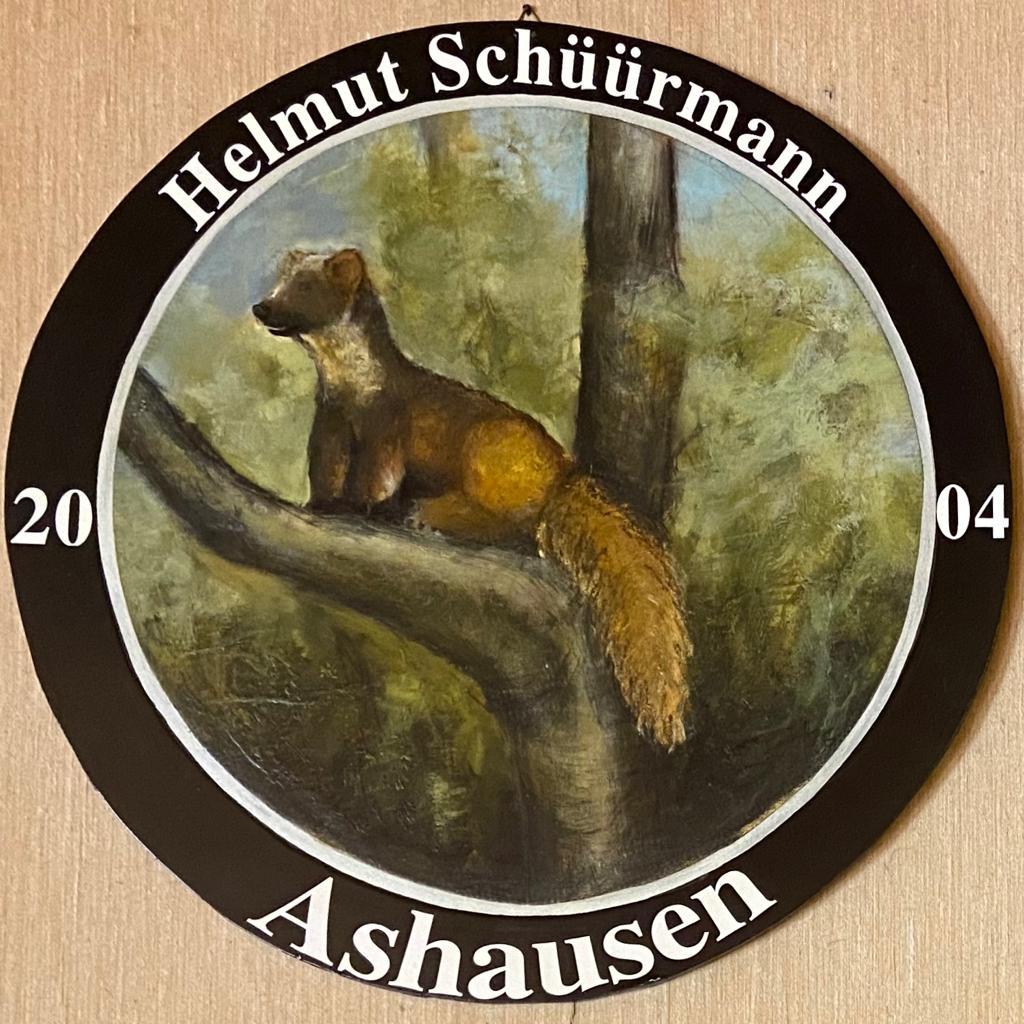Schützenkönig Ashausen 2004 Schüürmann