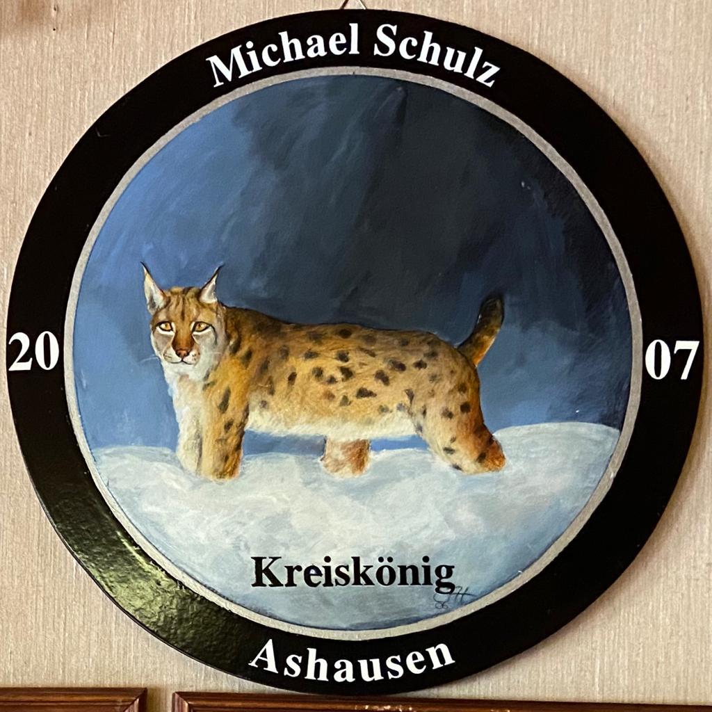 Schützenkönig Ashausen  Kreiskönig
