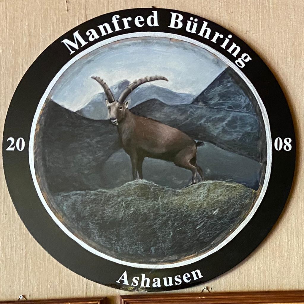Manfred Bühring 2008 Schützenkönig Ashausen
