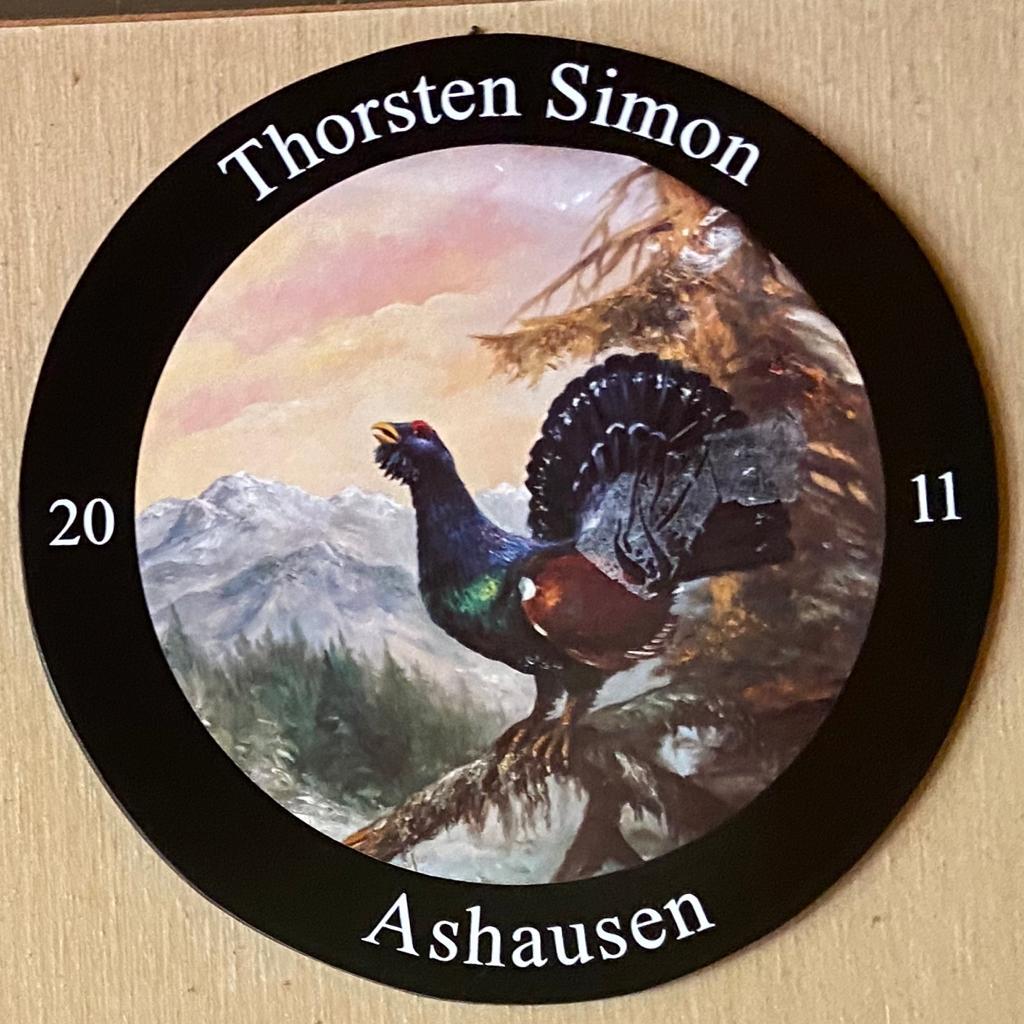 Thorsten Simon 2011 Schützenkönig Ashausen