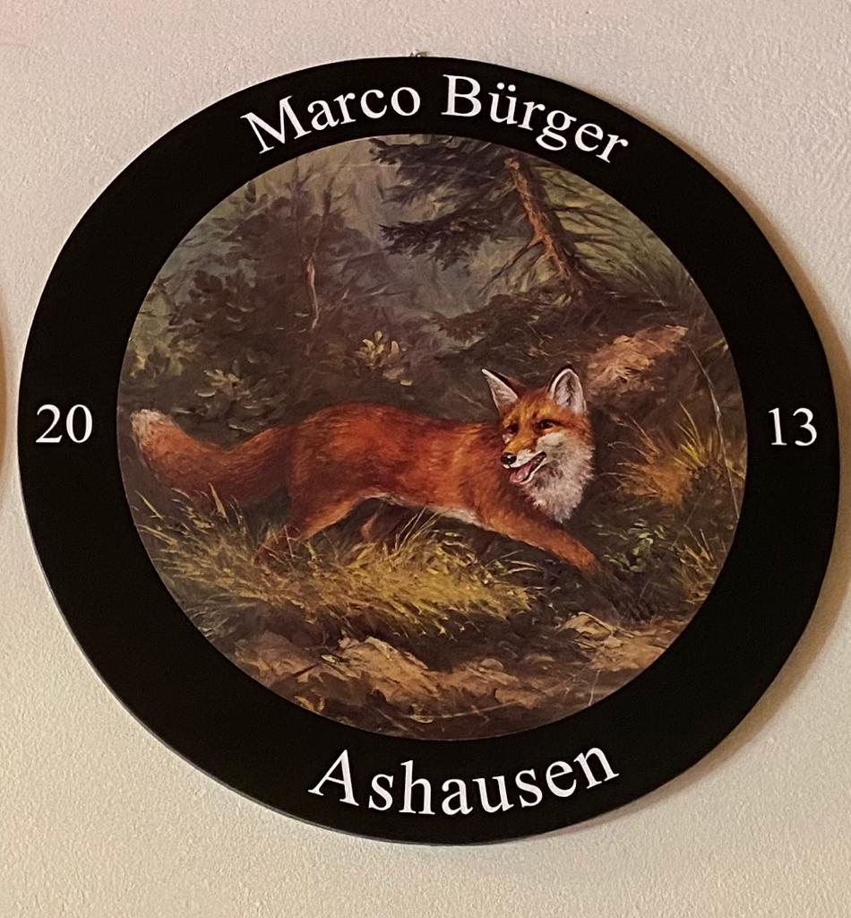 Marco Bürger 2013 / 2014 Schützenkönig Ashausen Schützenverein Ashausen