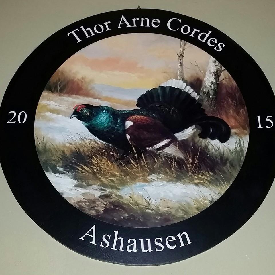 Schützenkönig Ashausen Thor-Arne Cordes 2015 / 2016