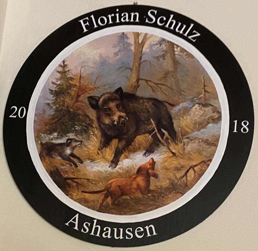 König Schützenverein Ashausen 2018 Schützenkönig Ashausen