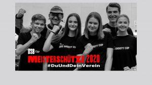 Meisterschütze 2020 #DuUndDeinVerein